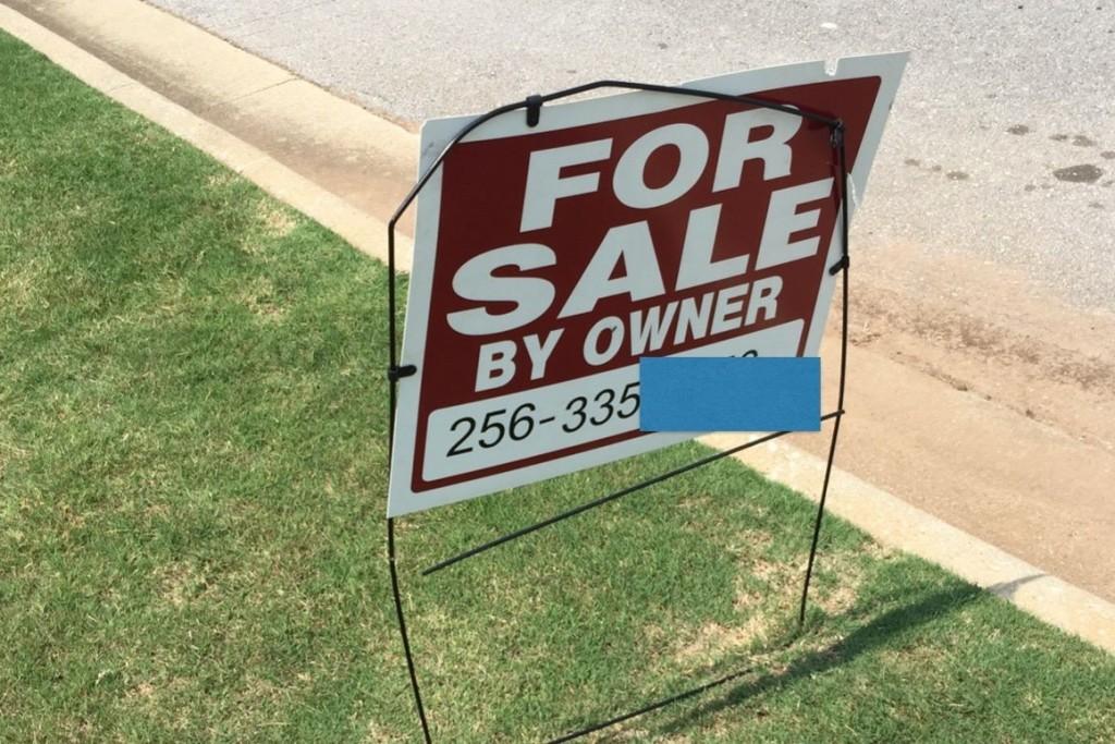 forsalebyownersigndamaged
