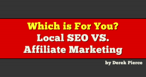 Local SEO vs Affiliate Marketing Guide